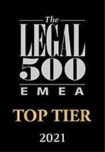 Legal 500 2021 logo