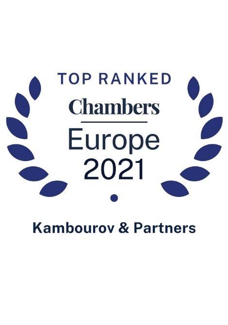 Chambers Europe 2021 logo