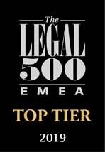 Legal 500 2019 logo