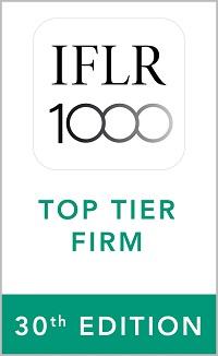 IFLR1000 2020 logo